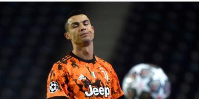 Cristiano Ronaldo Dinilai Gagal di Juventus, Ini Alasannya