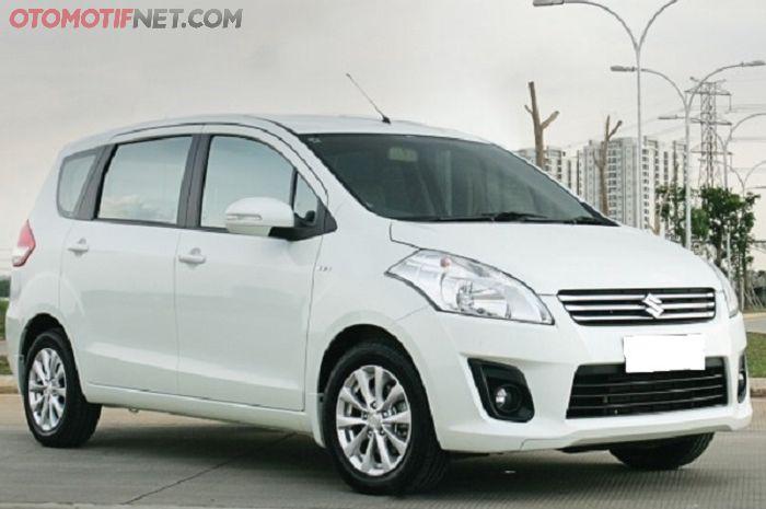 Ilustrasi Suzuki Ertiga