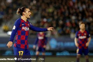 Antoine Griezmann Jadi Pemain Cadangan, Sang Adik Sindir Pelatih Barcelona