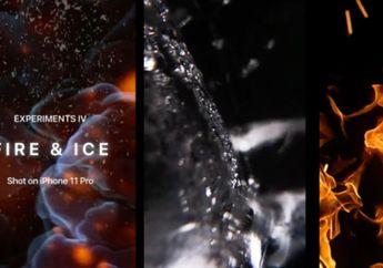Apple Bagikan Video 'Shots on iPhone' Dengan Foto Air dan Api