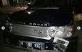Suzuki Satria Adu Banteng Range Rover, Kondisi Pemotor Bikin Ngilu
