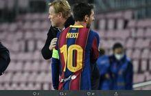 Lionel Messi Diragukan Tampil di Final Piala Super Spanyol