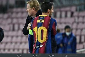 Lionel Messi Diragukan Tampil Jelang Lawan Athletic Bilbao di Final Piala Super Spanyol