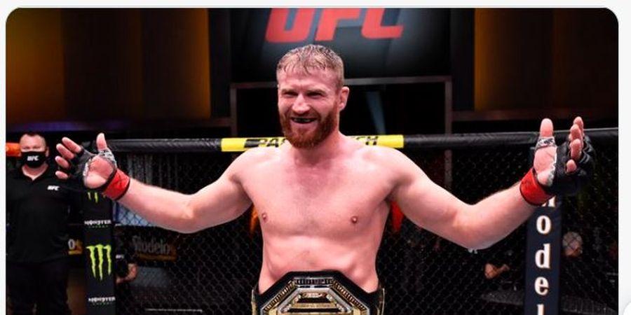Lawan Veteran UFC, Jan Blachowicz Tunjukkan Duel Lelaki Sesungguhnya