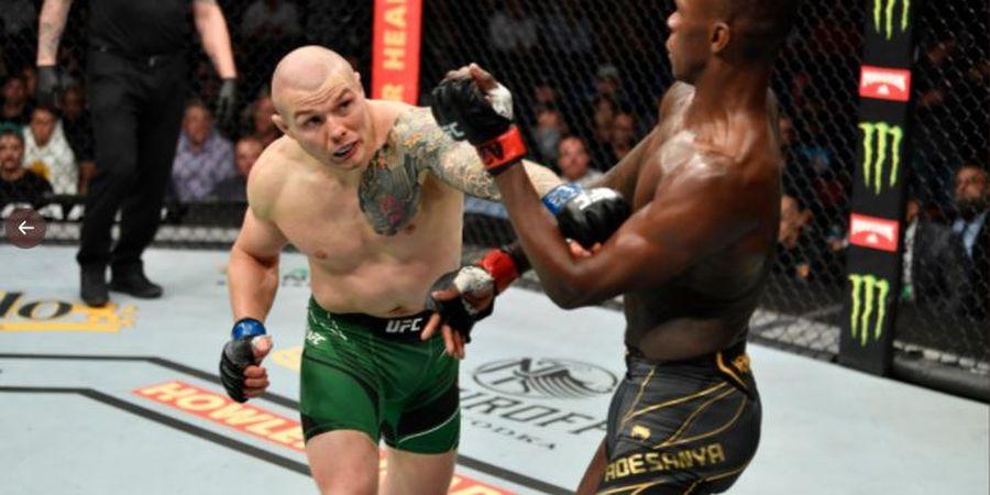 Israel Adesanya Berikan Saran Berkelas untuk Pesakitannya di UFC 263