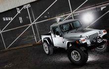 Bukan Main, Jeep Wrangler TJ Ini Dimodifikasi Jadi Bergaya Brute