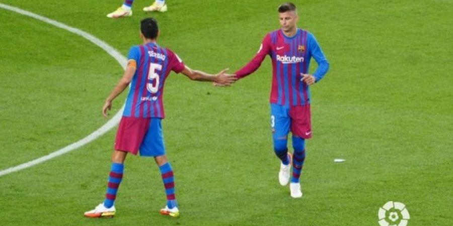 Athletic Bilbao vs Barcelona - El Barca Terancam Tanpa Gerard Pique