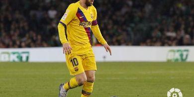 Pelatih Eibar Sebut Lionel Messi Si Keparat