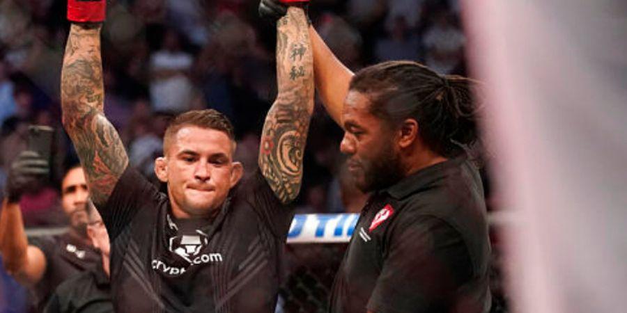 Dustin Poirier Habisi Charles Oliveira dan Jadi Raja Baru UFC