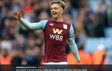 Eks Pelatih Aston Villa Mengklaim Jack Grealish Sepakat Gabung Manchester United
