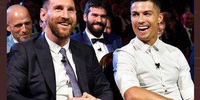 Hanya Ada 2 Pemain Terbaik versi Frank Lampard, Salah Satunya Lionel Messi dan Tidak Ada Nama Cristiano Ronaldo