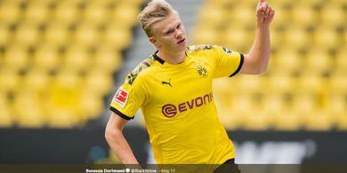 Erling Haaland Sebut Striker 15 Tahun Dortmund Lebih Bagus daripada Dirinya
