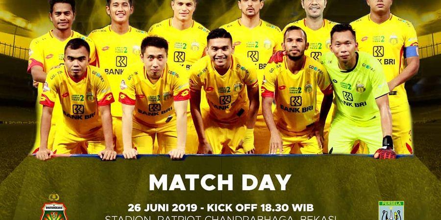 Live Streaming Bhayangkara FC Vs Persela pada Pekan Keempat Liga 1 2019