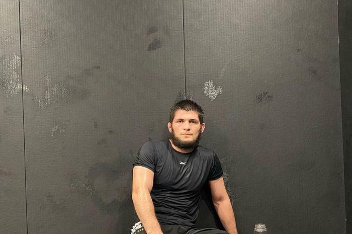 Menangi UFC Fight Night 176, Dan Ige dapat pesan dari sang sahabat, Khabib Nurmagomedov.
