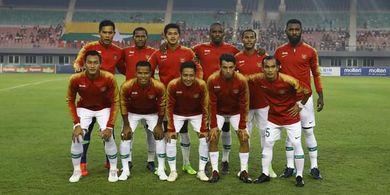 Tiket Timnas Indonesia Vs Malaysia & Thailand, Rp 125 Ribu-1 Juta