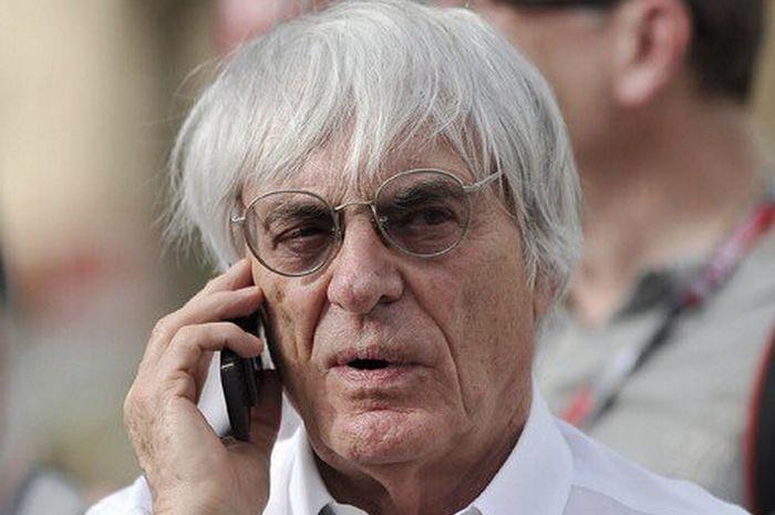 Mantan bos F1 Bernie Ecclestone