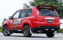 Modifikasi Nissan X-Trail Lawas Ini Makin Keren Dengan Gaya Rally Look