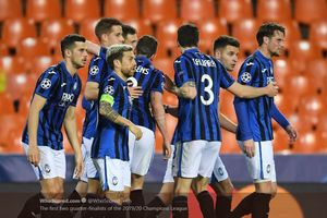 Nasib Sial Atalanta, Diinvestigasi Usai Gagal Menang dari Juventus Karena Hal Ini