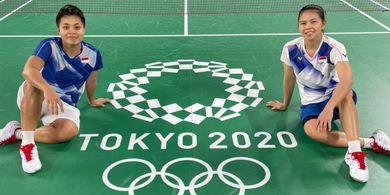 Olimpiade Tokyo 2020 - Potensi Indonesia Boyong 3 Medali Hari Ini