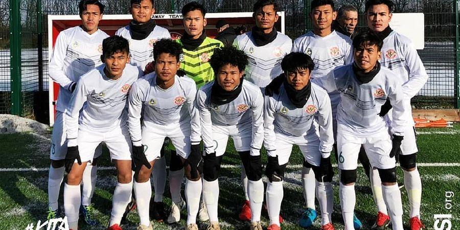 Media Asing Pamerkan Garuda Select Hadapi Arsenal, Chelsea, Leicester
