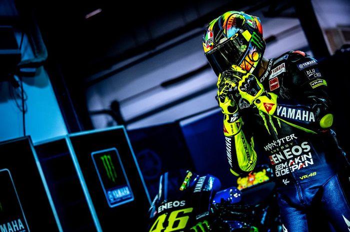 Valentino Rossi membicarakan soal perkembangan kejuaraan MotoGP di masa depan.