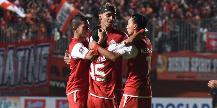 Sempat Tertinggal, Persija Petik Kemenangan atas Shan United di Myanmar