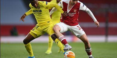 Hasil Liga Europa - Melempem di Kandang, Arsenal Gagal Ciptakan All English Final