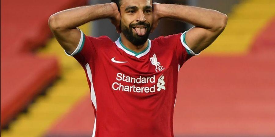 Jadi Raja Gol Liverpool di Liga Champions, Mo Salah: Saya Ingin Cetak Gol Lebih Banyak Lagi!