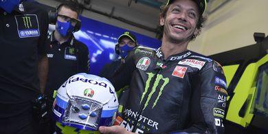 Valentino Rossi Sempat Marah Cuma Dikontrak 1 Tahun oleh Yamaha SRT