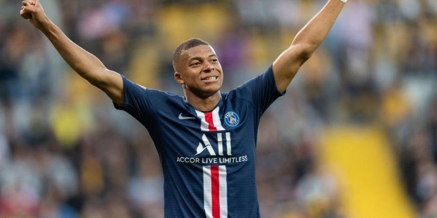 Kalahkan Striker AS Monaco, Kylian Mbappe Dinobatkan Sebagai Top Scorer Liga Prancis