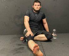 Mampu Juara UFC, Khabib Nurmagomedov Akui Puasa Sulitnya Setengah Mati