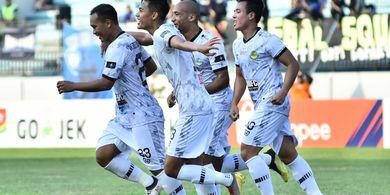 Tak Dipanggil Timnas Indonesia, 3 Pemain Ini Tokcer di Liga 1 2019