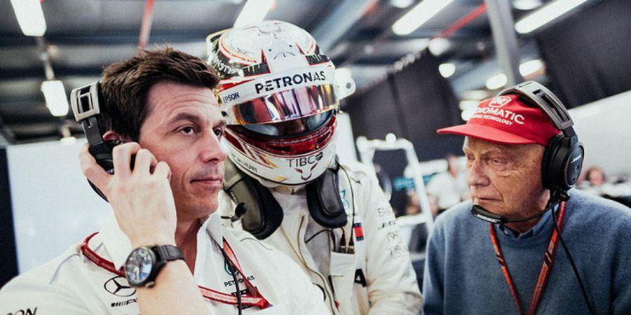 Bertia F1 - Bos Mercedes Yakin Timnya Mampu Maksimalkan Peluang