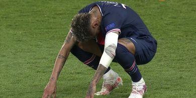 Neymar Belum Bisa Move On dari Kegagalan PSG di Liga Champions