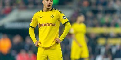 Kapten Borussia Dortmund Bicara, Sancho Dilarang Pindah ke Man United