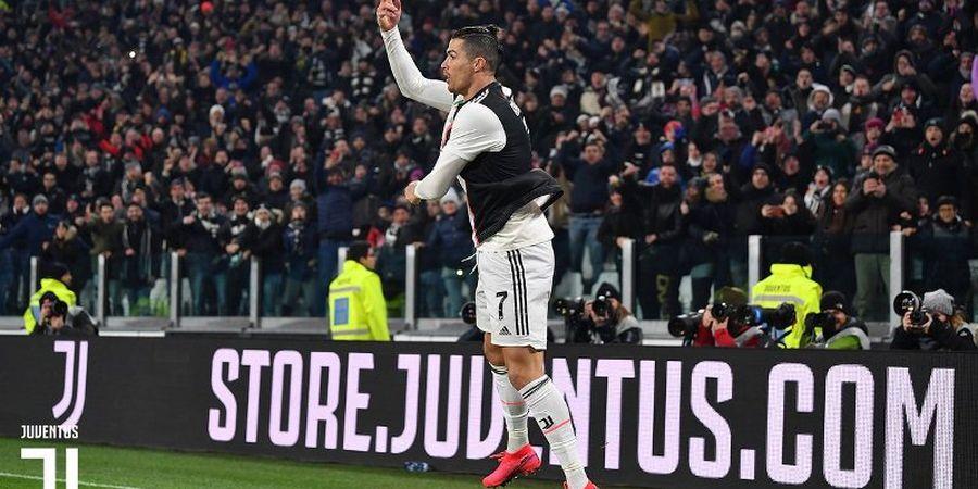 Catatan Gol Ronaldo Usai Berkepala Tiga, Selalu Lebih dari 40!