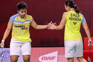 Hasil Thailand Open 2021 - Greysia/Apriyani Tersingkir di Semifinal