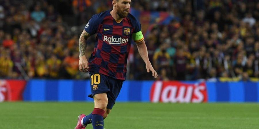 Tarik-Ulur Kontrak Messi, Barcelona Mau Sodori Kontrak Seumur Hidup
