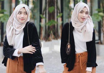 Inspirasi Style Hijab Remaja Kekinian ala Selebgram Shirin Al Athrus