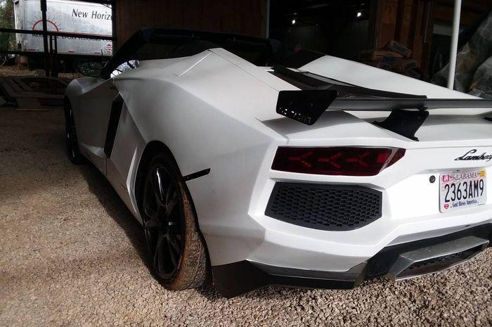 Modifikasi ekstrem Lamborghini