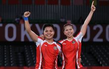 Tim Indonesia Tutup Perjuangan di Olimpiade 2020 Hari Ini - Greysia/Apriani, Anthony Ginting, Satu Lifter Buru Medali