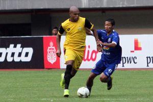 Bhayangkara FC Tidak Bisa Antisipasi Lapangan Becek Lawan PSM Makassar