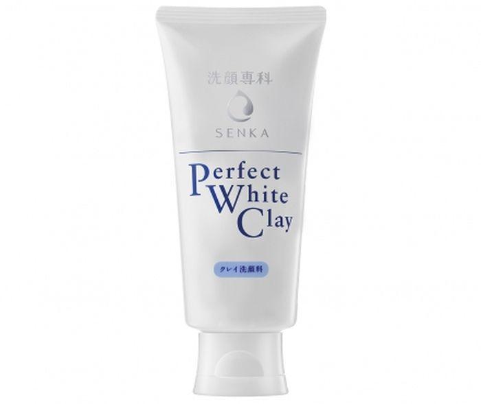 Senka Perfect White Clay.