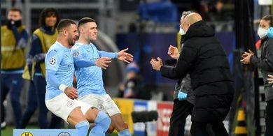 Hebatnya Manchester City di Liga Champions, Sultan yang Tak Sekali Pun Ternoda