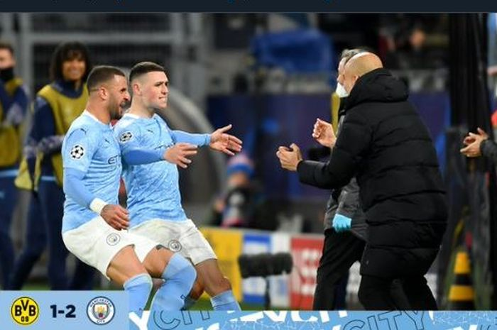 Hebatnya Manchester City di Liga Champions, Sultan
