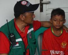 Saat Tsunami Banten, Bocah Kelas VI SD Ini sedang Ikut Seleksi Timnas U-13 untuk Piala Asia, Ketika Pulang Pandangannya Kosong