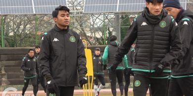 Asnawi Mangkualam Masih Absen, Ansan Greeners Tertolong Jurus Gol Bruno Fernandes