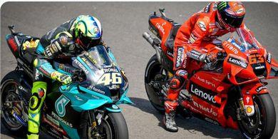 Tak Merasa Pantas Jadi Suksesor Rossi, Bagnaia Cuma Mau Ambil 1 Keunggulan Ini