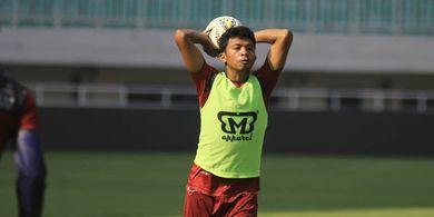 Bagus di Liga 1, Rifad Marasabessy Buktikan Layak Ikut ke SEA Games
