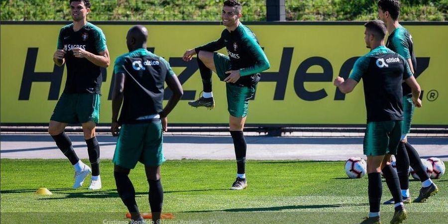 Cristiano Ronaldo Kembali, Ini Rekor Timnas Portugal Tanpa CR7